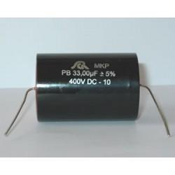 Condensateur SCR 33 uF MKP...