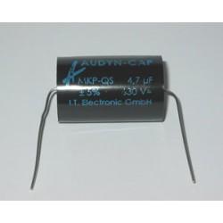 Condensateur Audyn 4.7 uF...